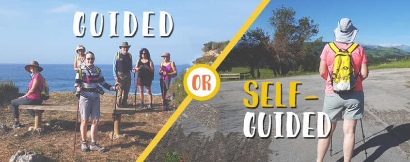 Camino de Santiago Guided vs Self-guided